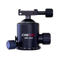 CRETAC Tactical Shooting Ball Head SBH-50D