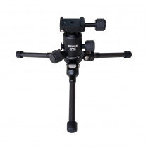 CRETAC Spotter and Chronograph Tripod TT-15 Mark 2 and Ball Head CB-30 Kit