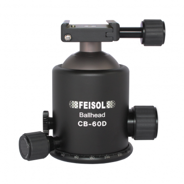 FEISOL Ball Head CB-60D