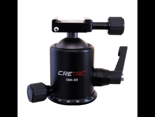 CRETAC Tactical Shooting Ball Head SBH-50L