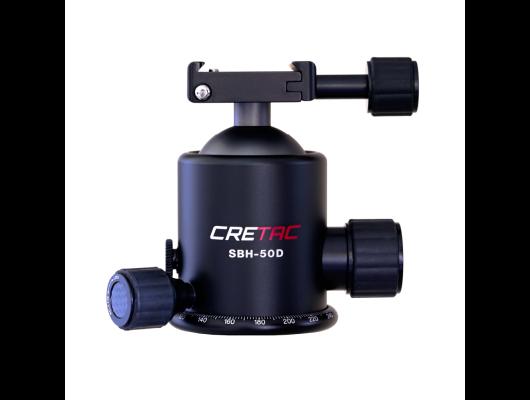 CRETAC Tactical Shooting Ball Head SBH-50D