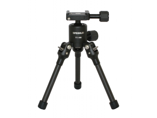 FEISOL Mini Tripod and Ball Head TT-15B