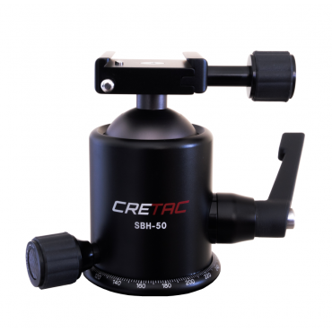 CRETAC Tactical Shooting Ball Head SBH-50L